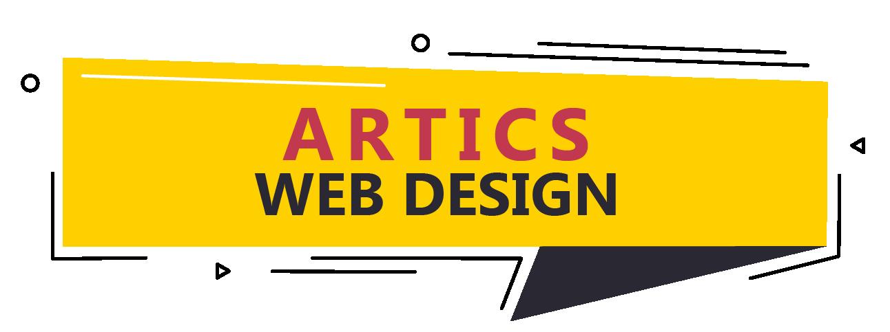 Artics - Web Design