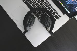 music laptop