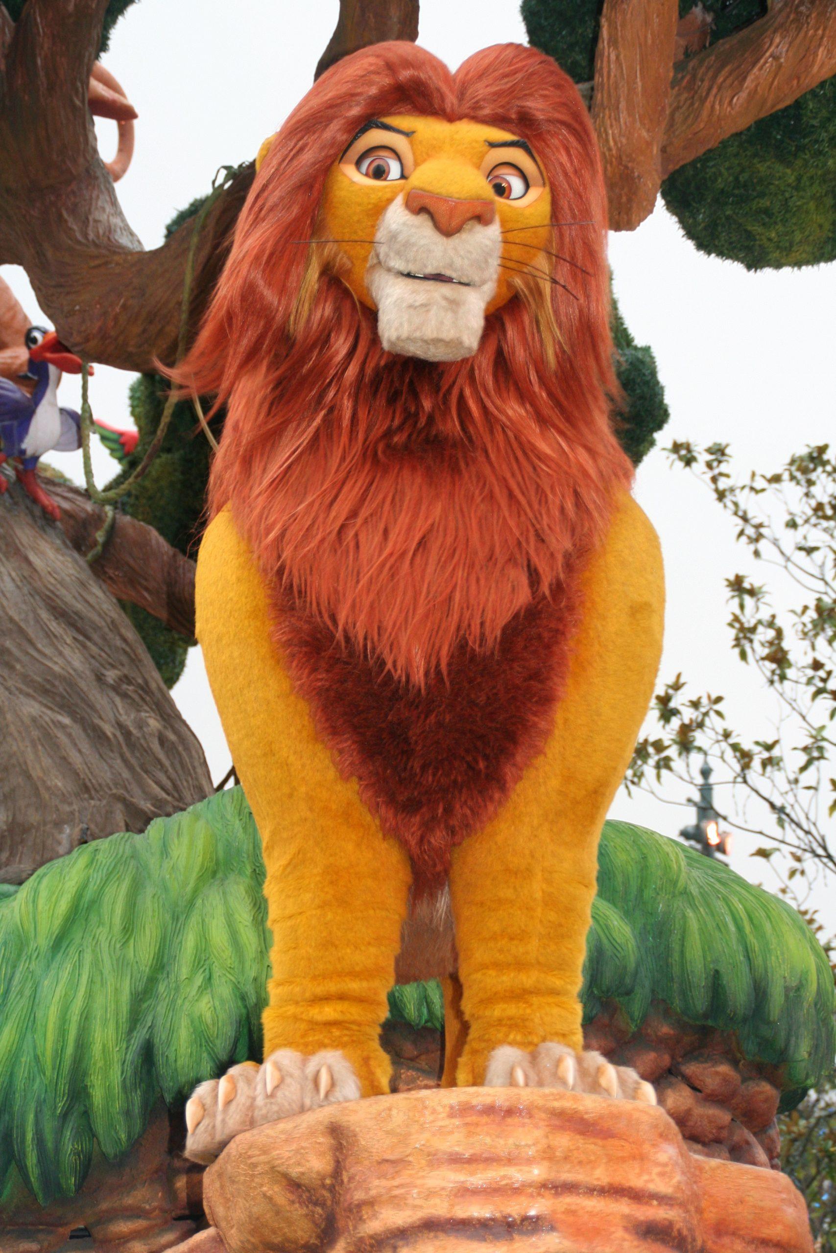 mufasa toy