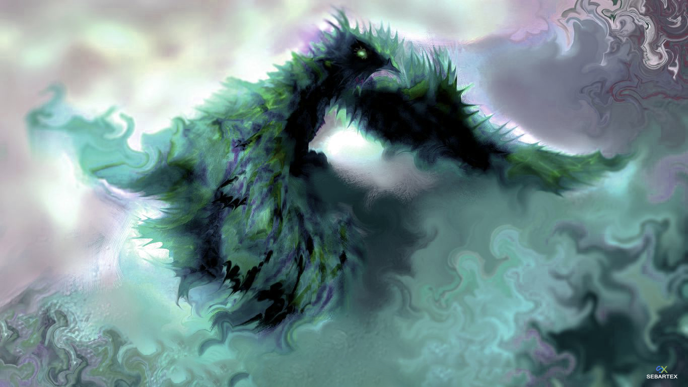 dragon phoenix concept