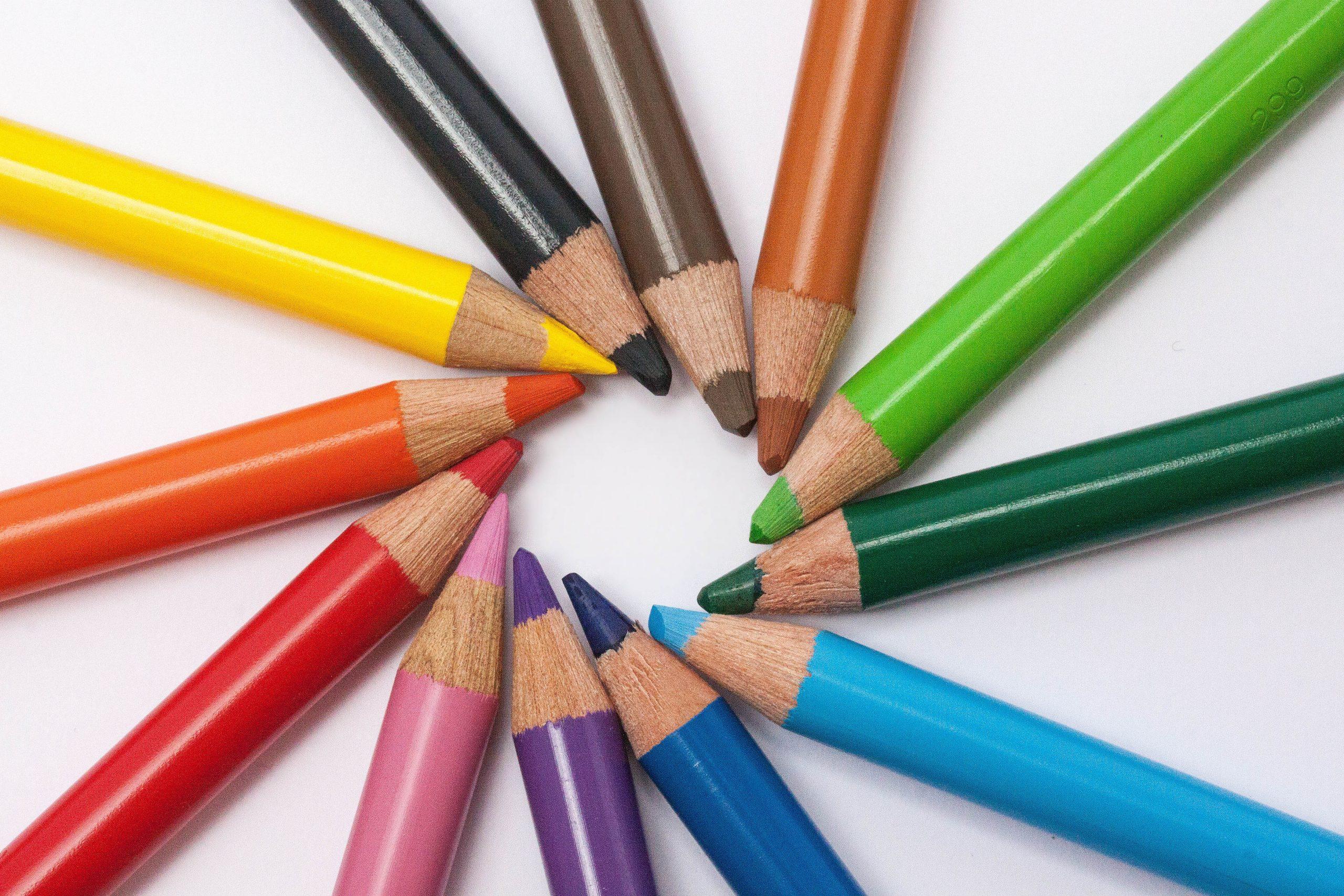 pencils star
