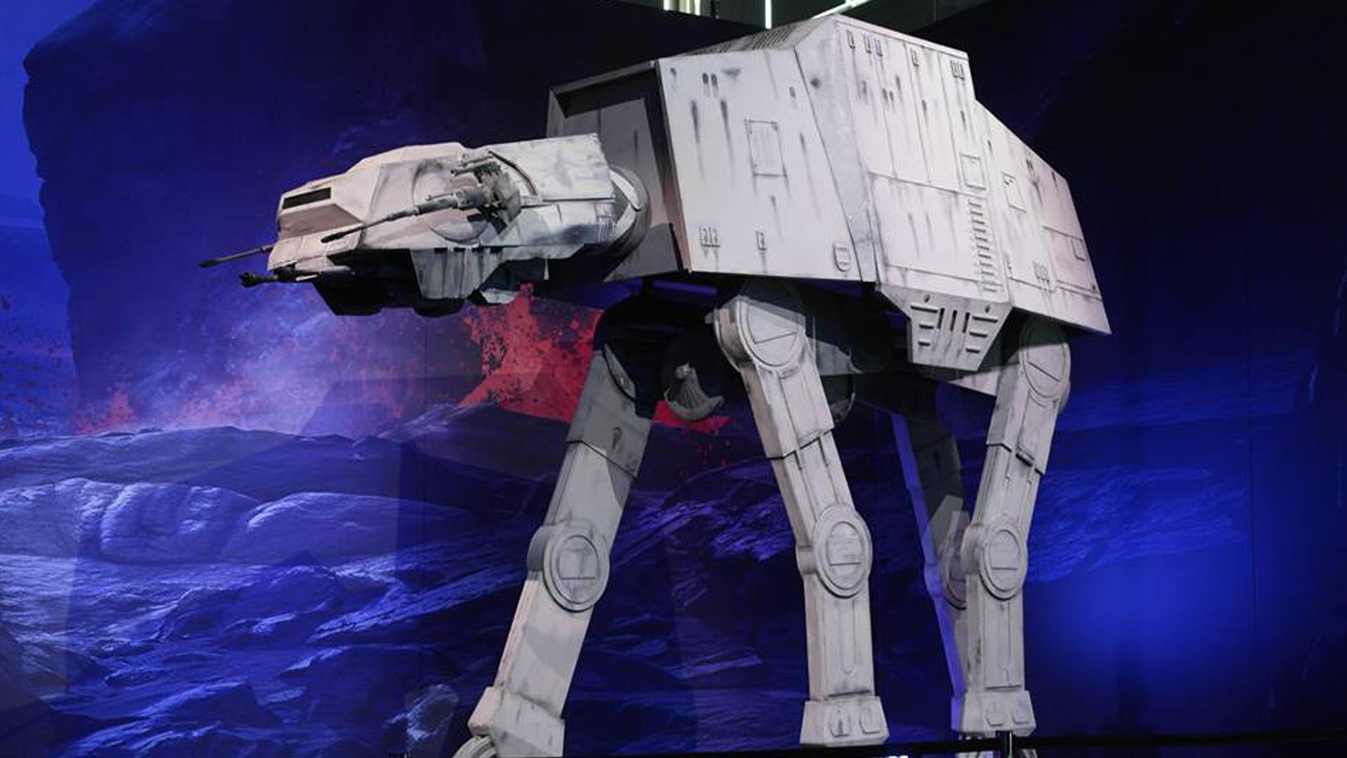 star wars machines