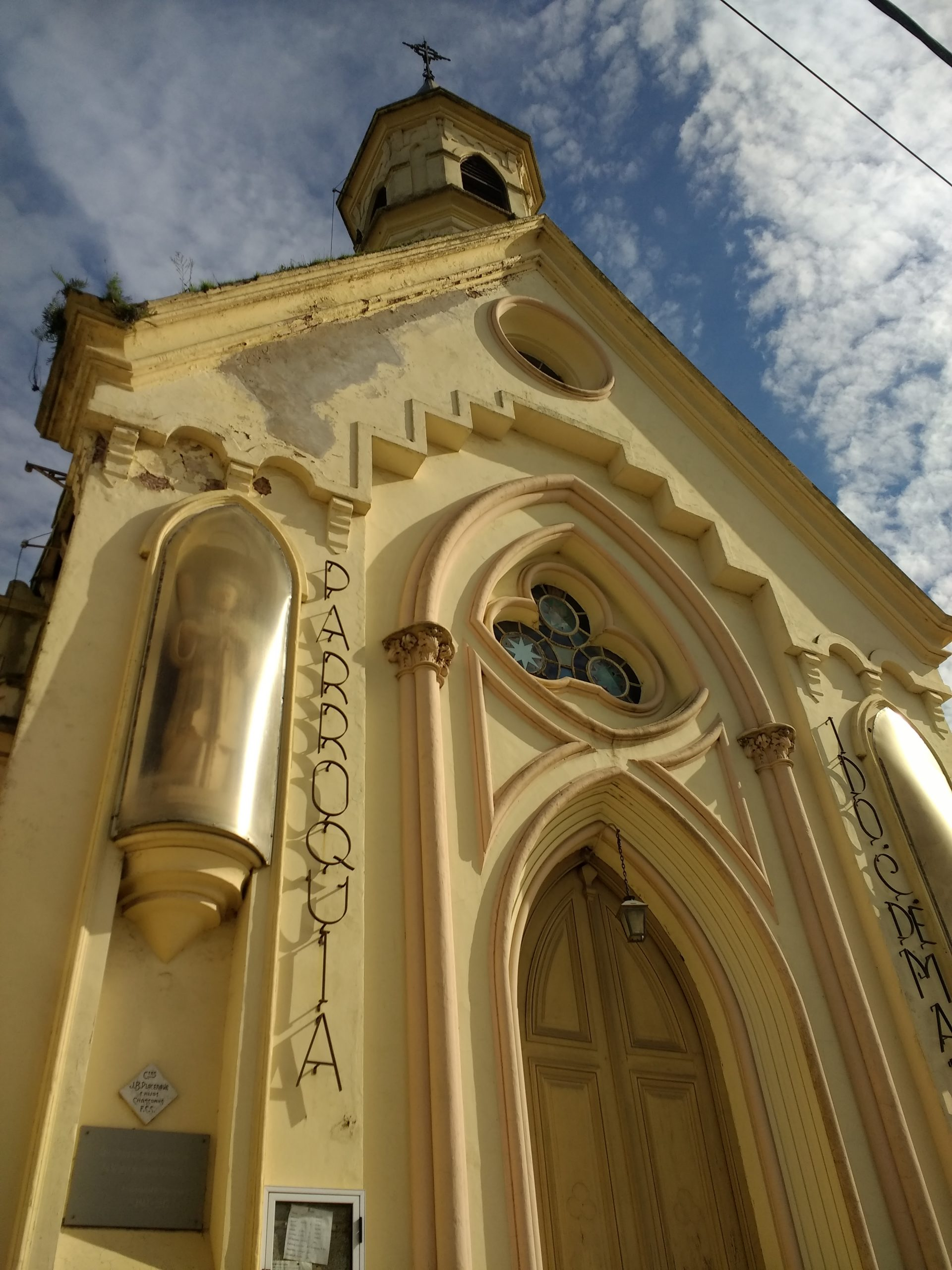 church facade b