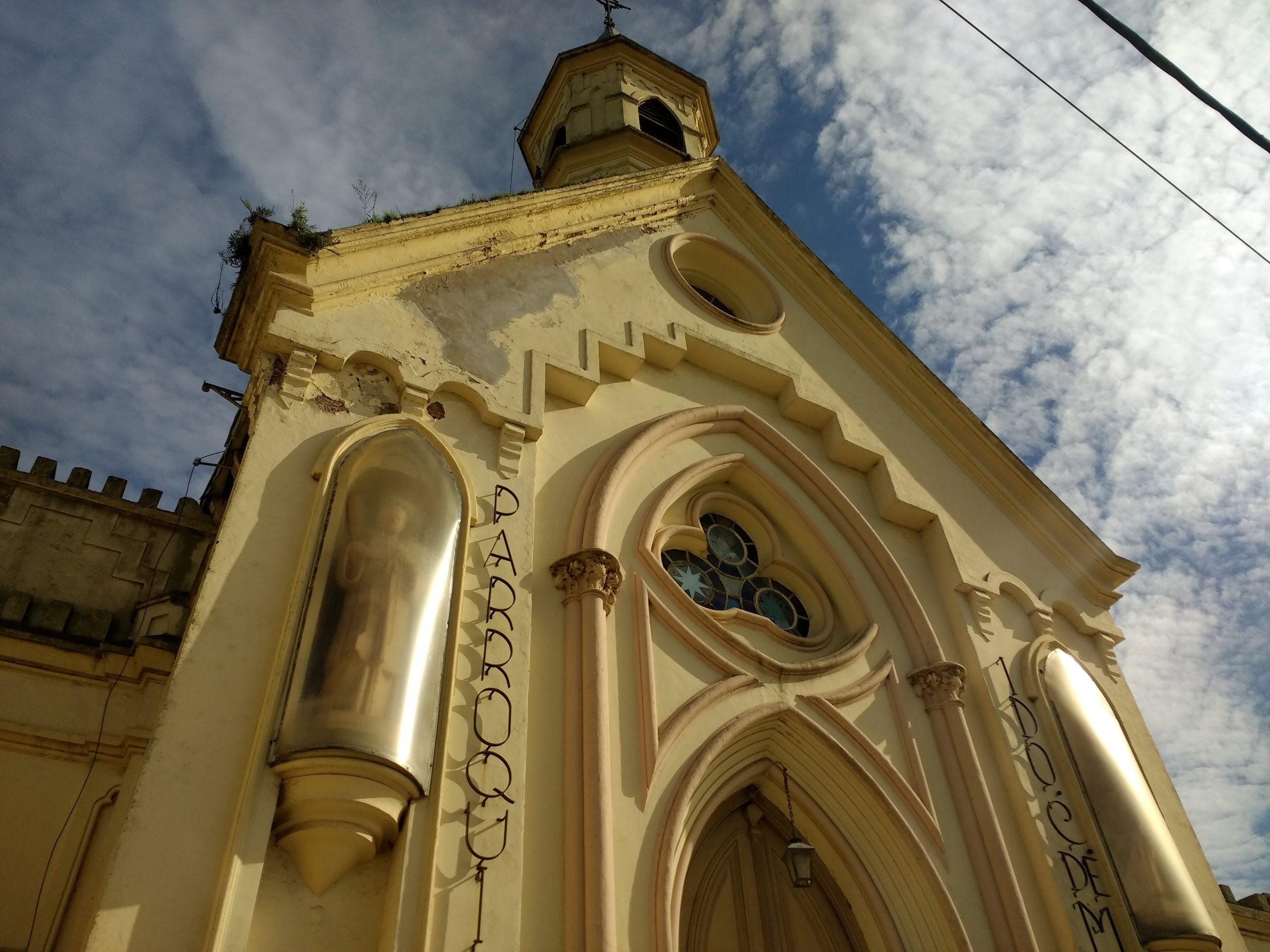 church facade a
