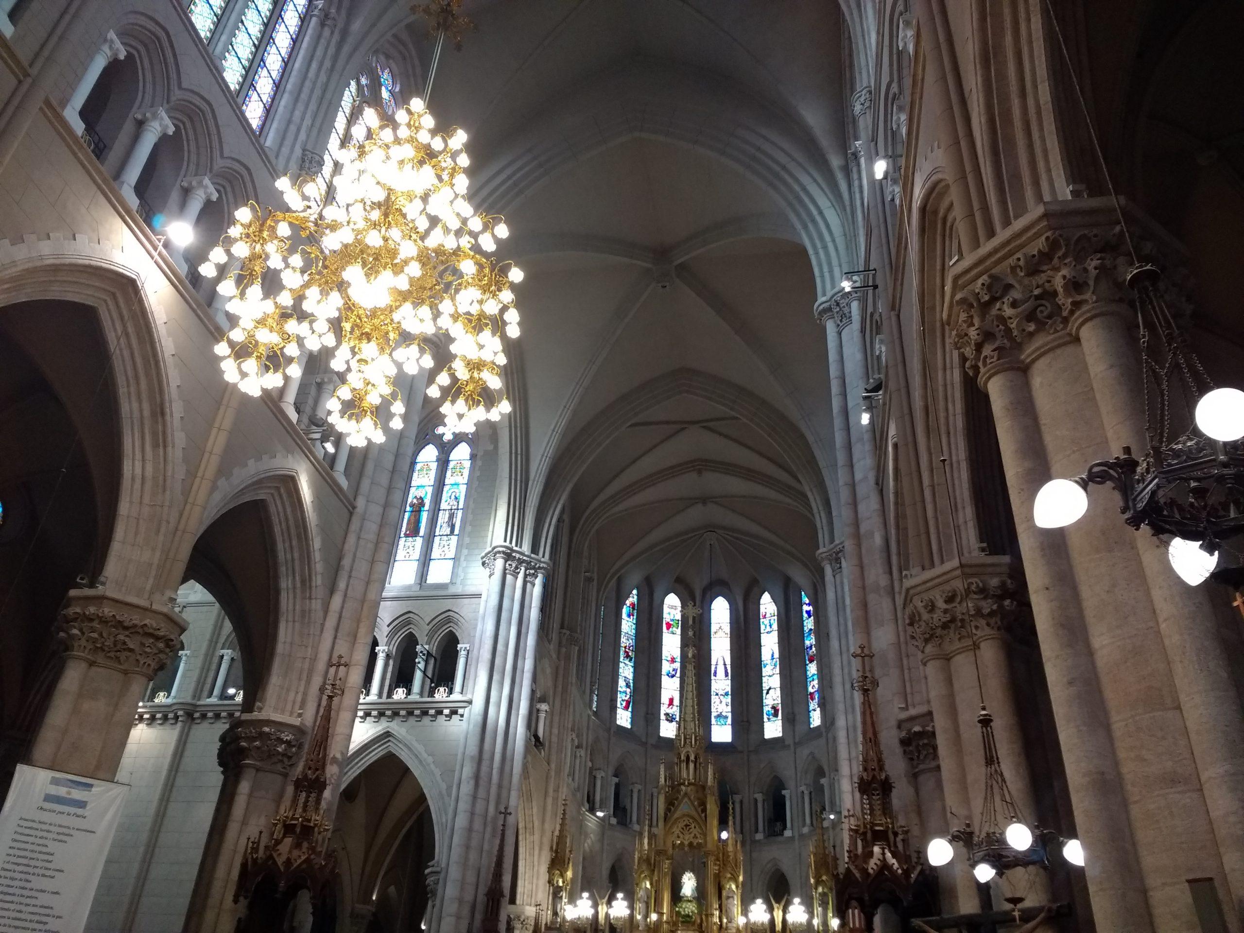 cathedral interior c