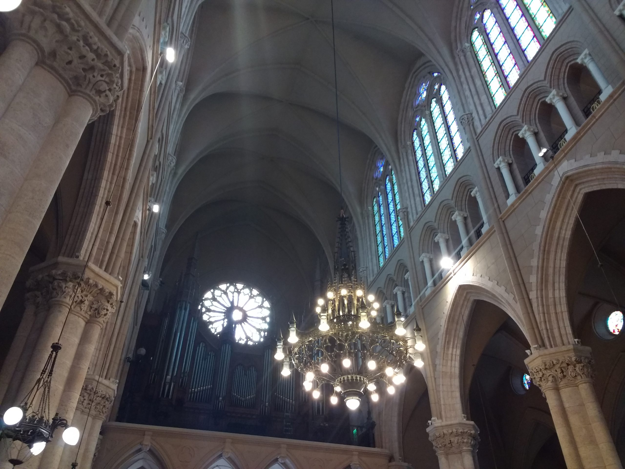 cathedral interior e