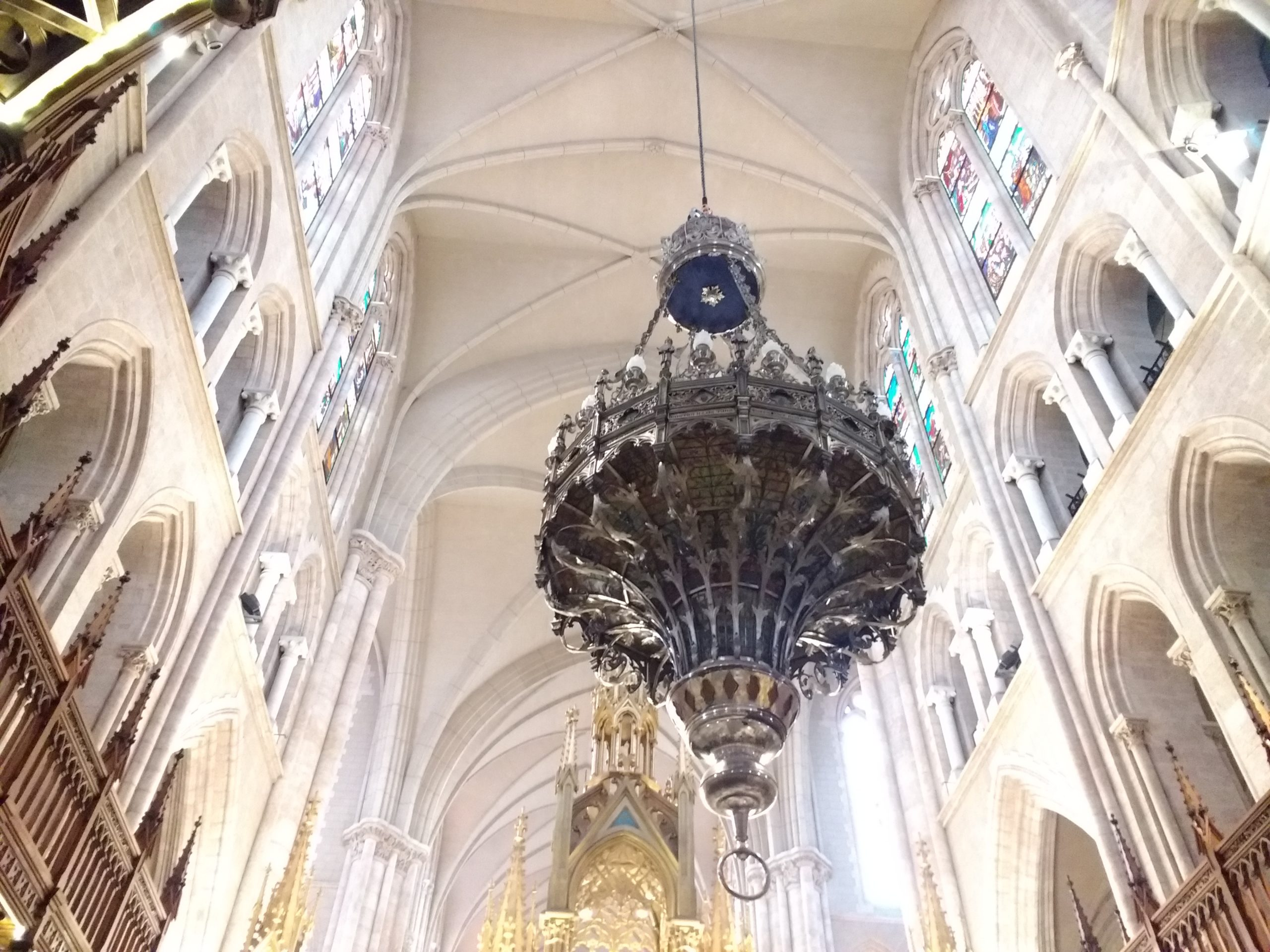 cathedral interior f