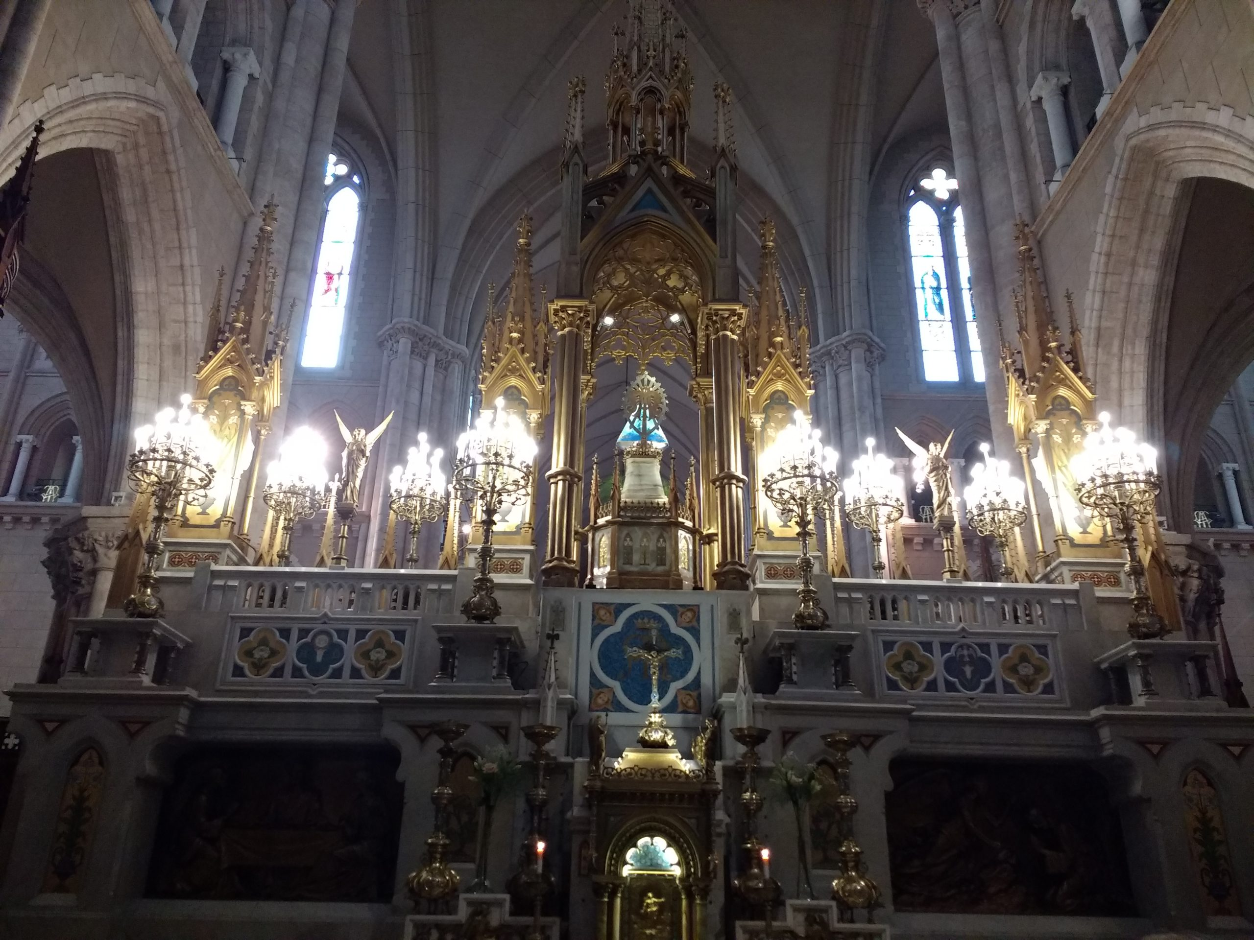 cathedral interior h