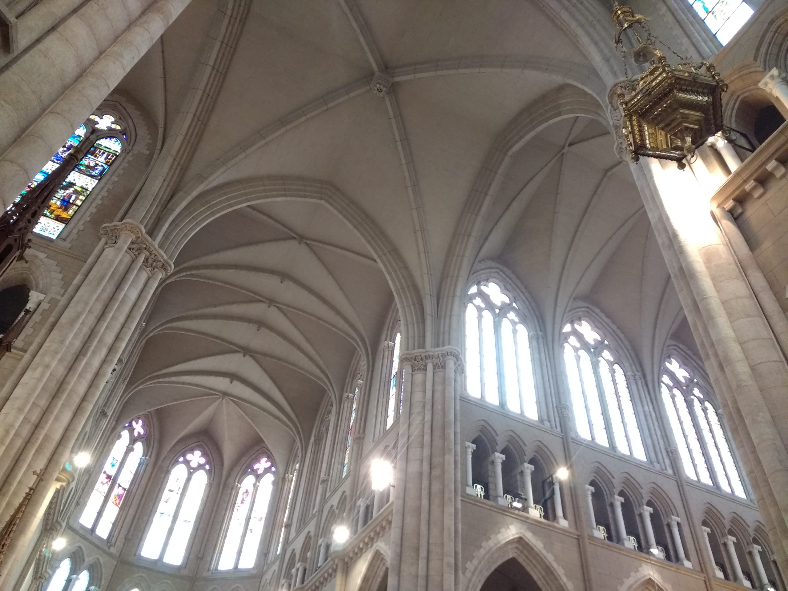 cathedral interior j