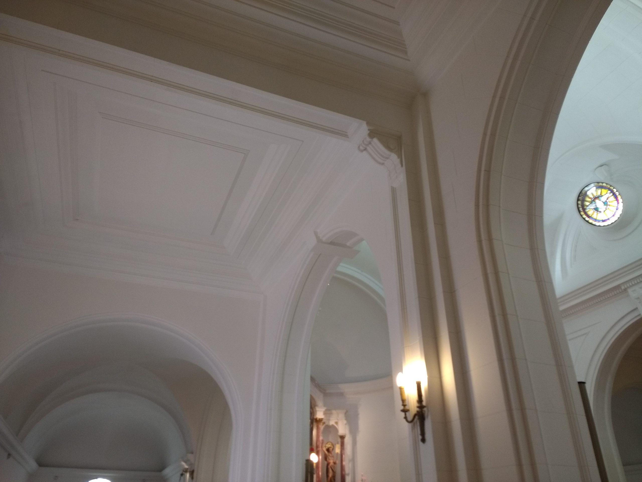 church interior b