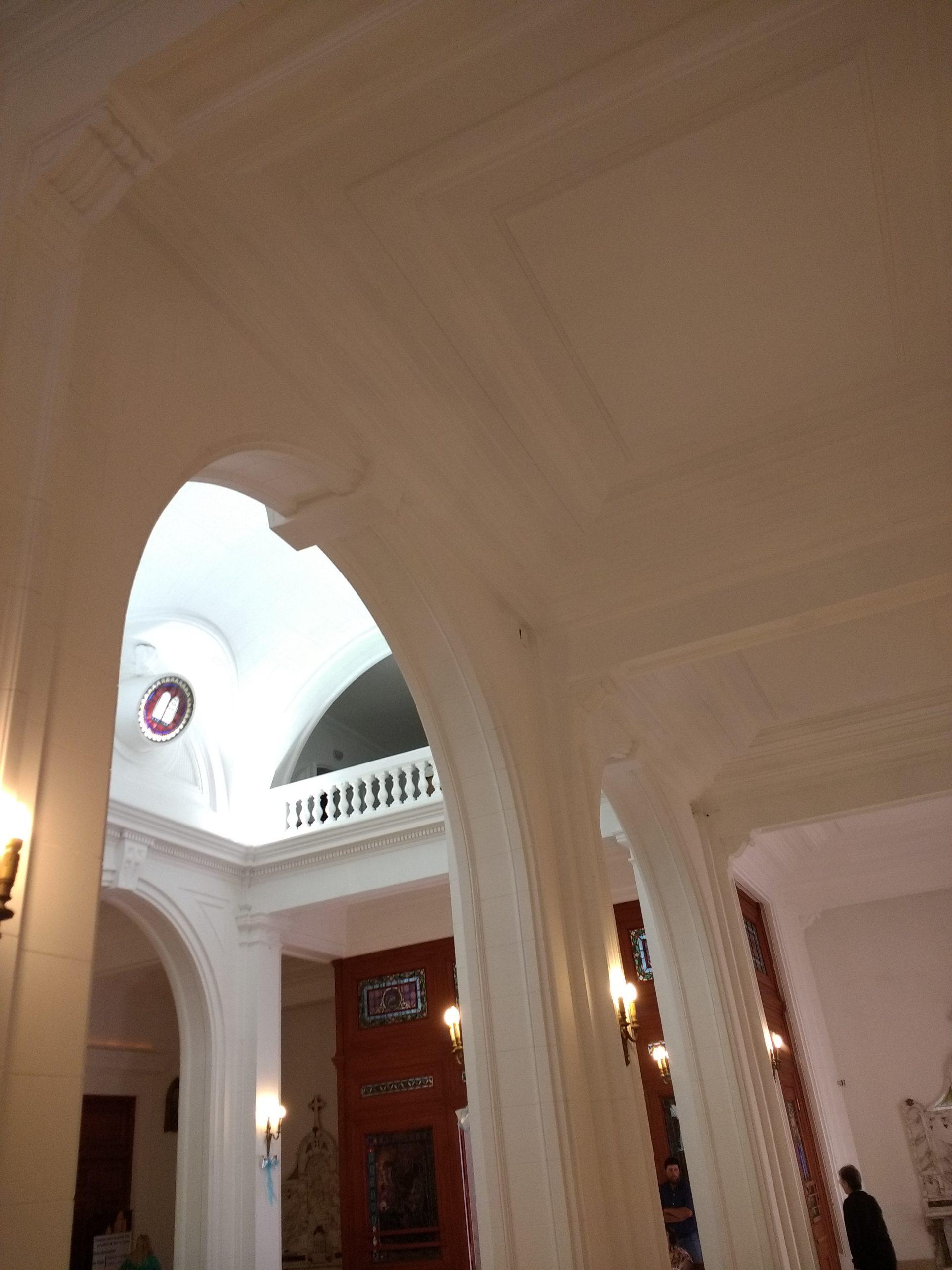 church interior c