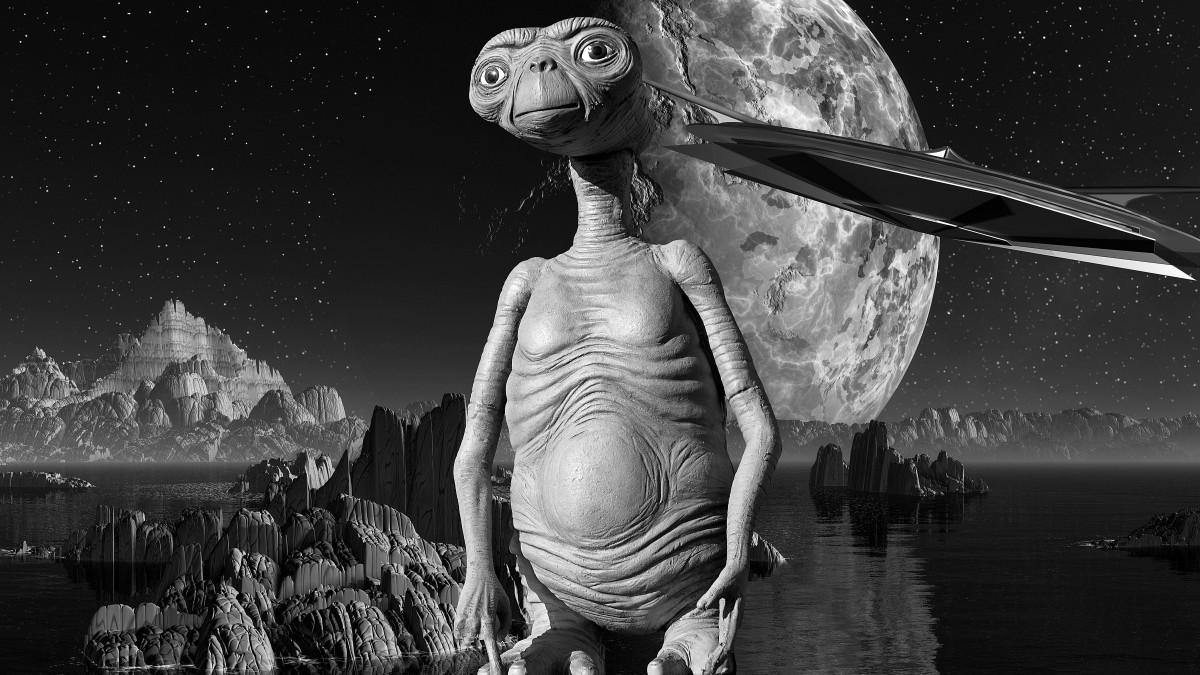famous alien