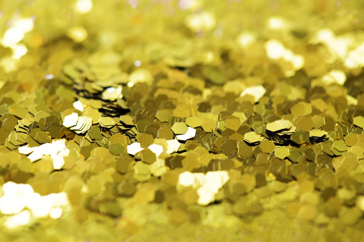 golden leaflets