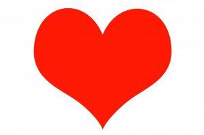 heart Valentin day