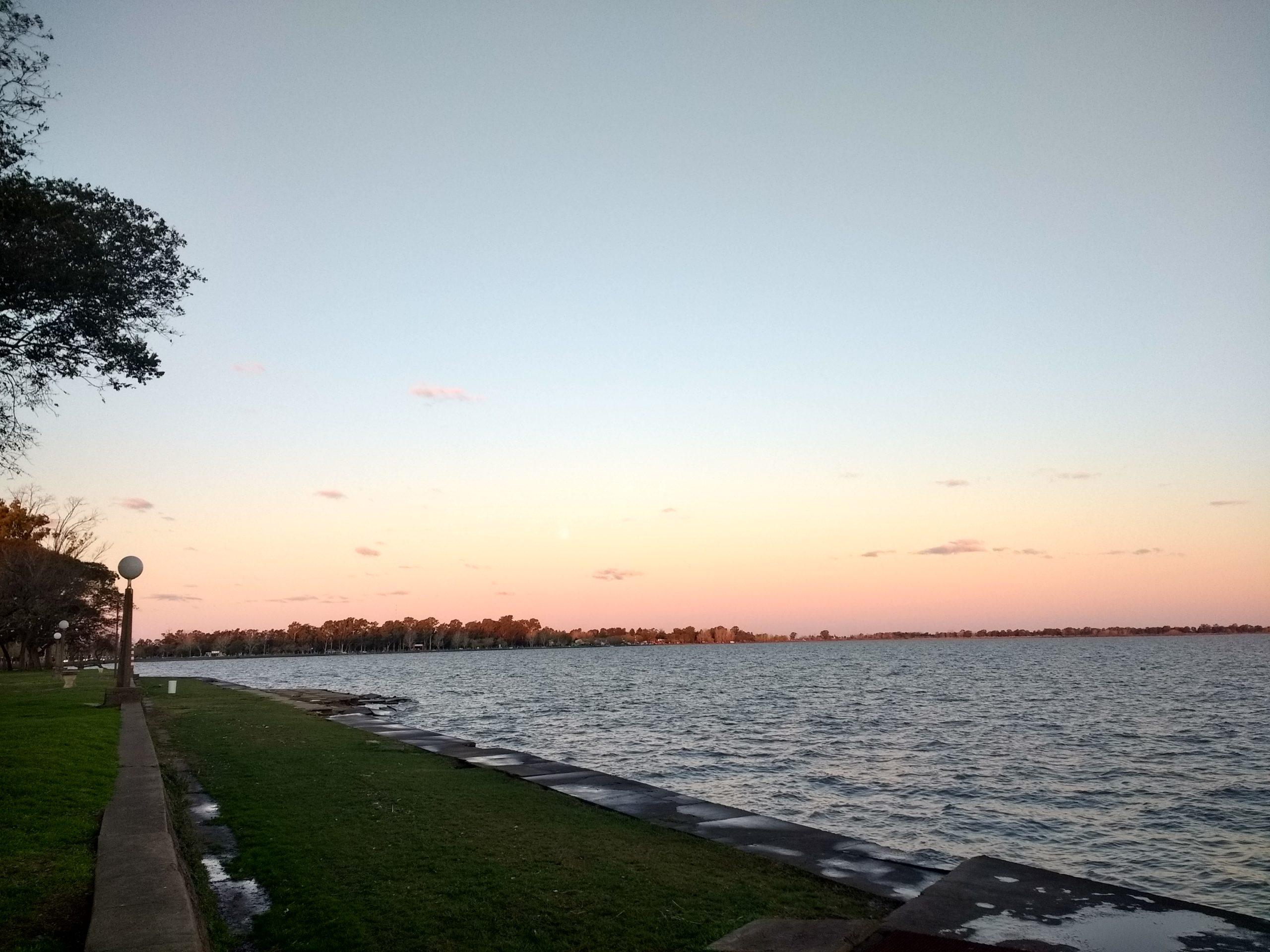 lagoon coast