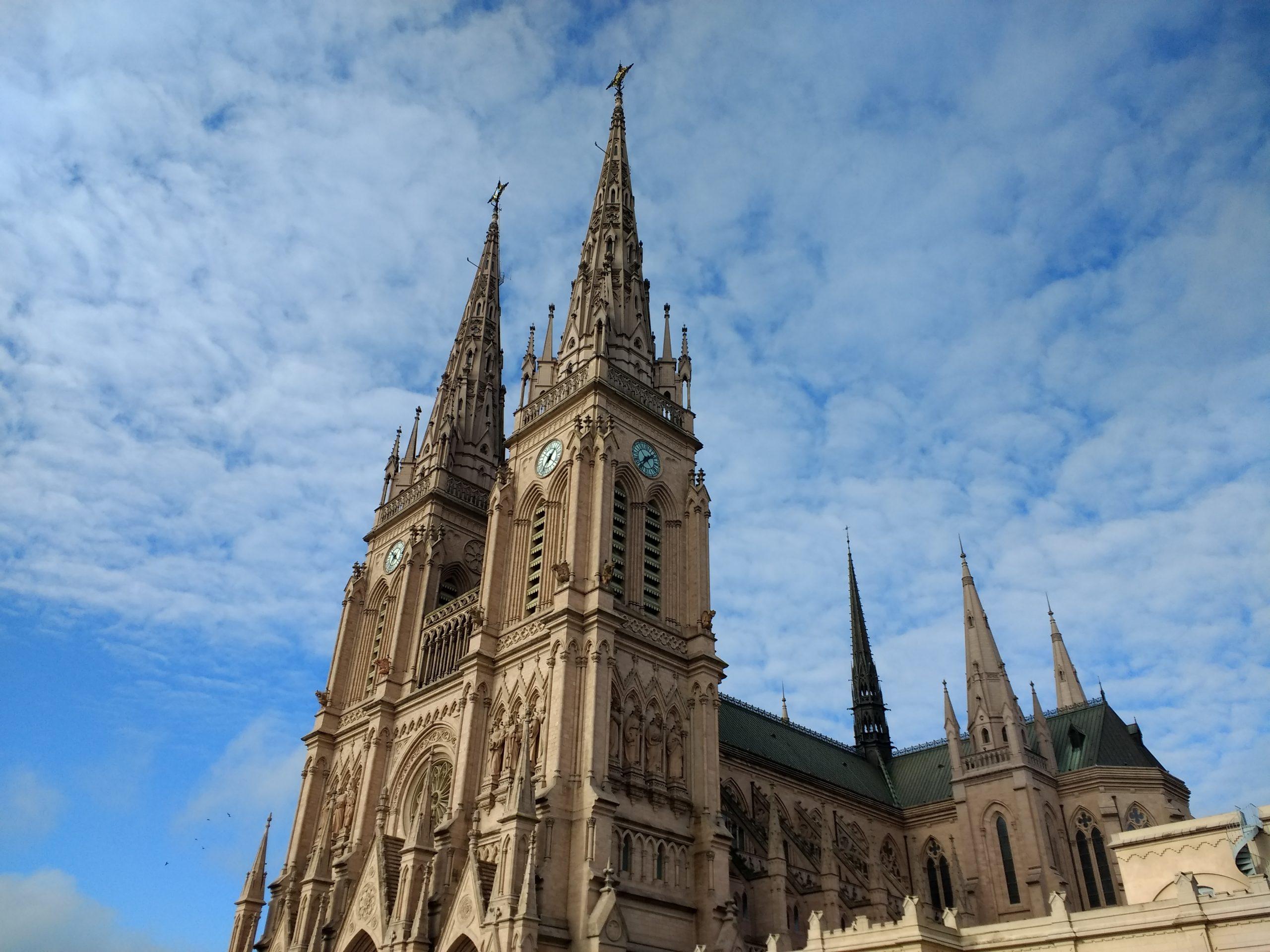 Argentinian church
