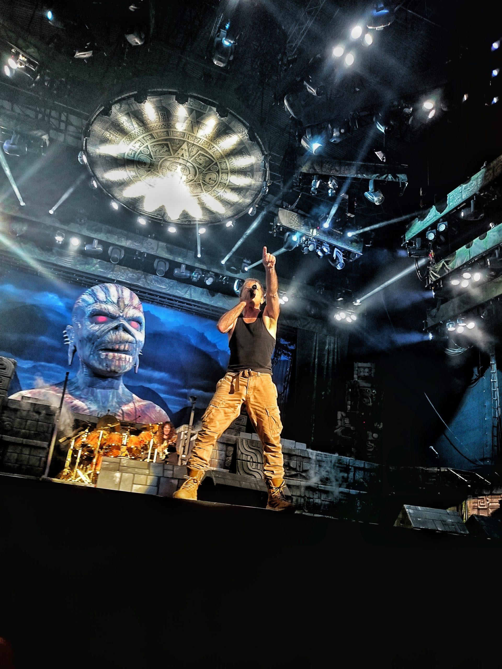Iron Maiden show