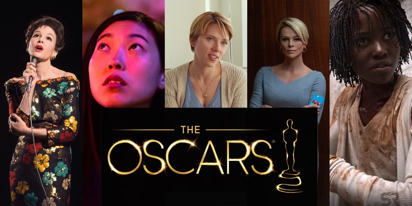 Oscars 2020 best actress