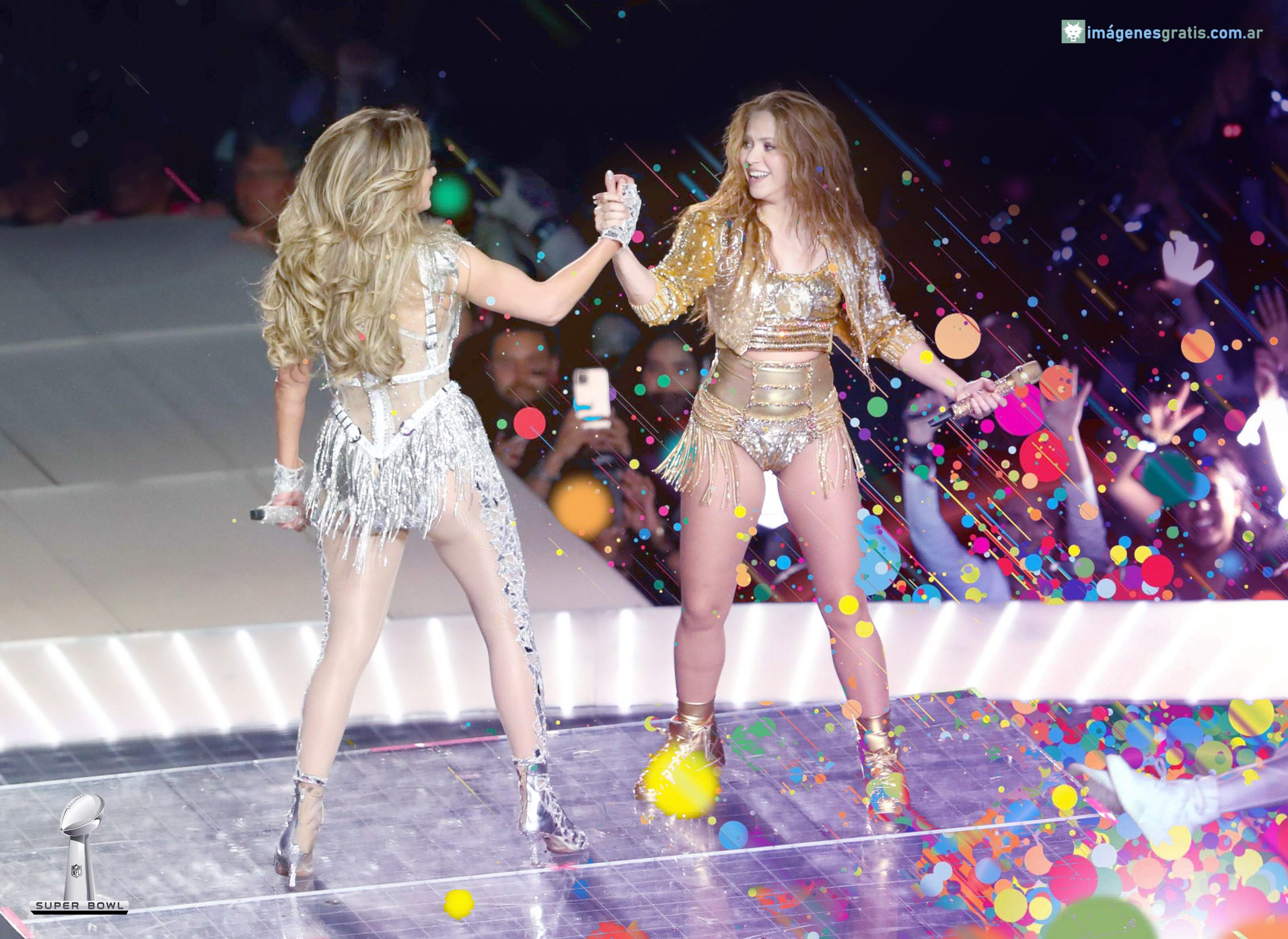 Shakira & JLo in the Superbowl 2020