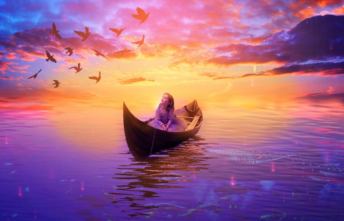 magic boat ride