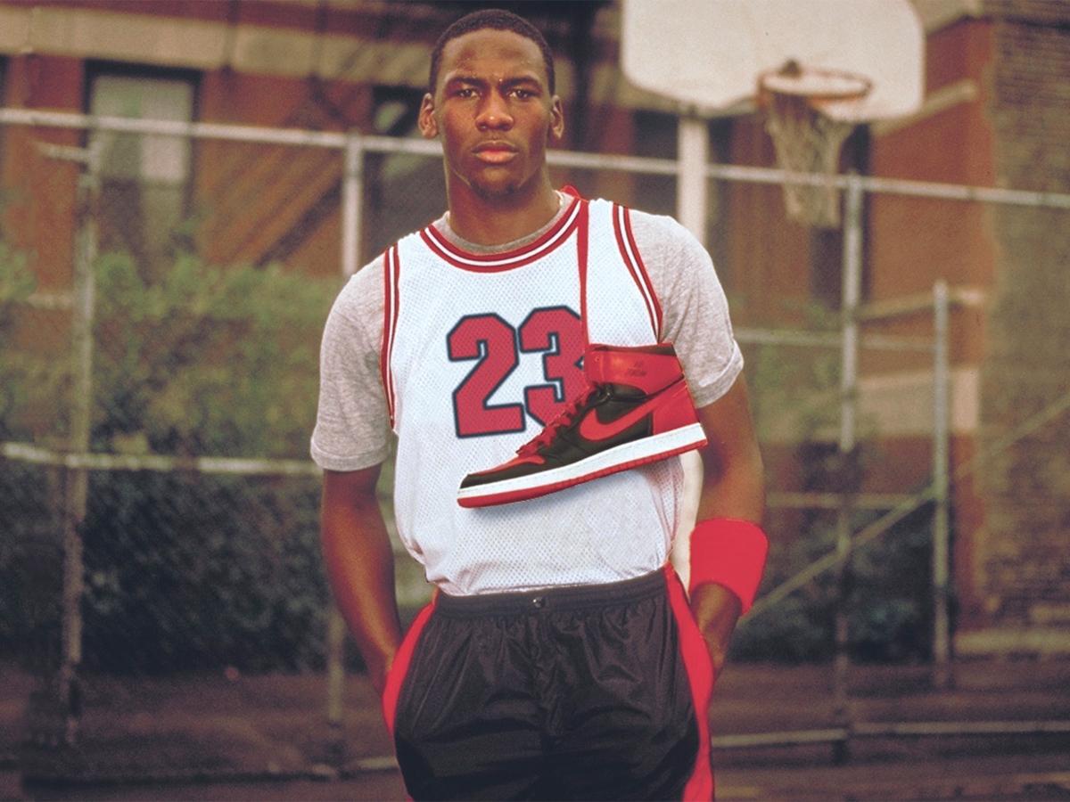 young Michael Jordan 1200x900 - Free image bank
