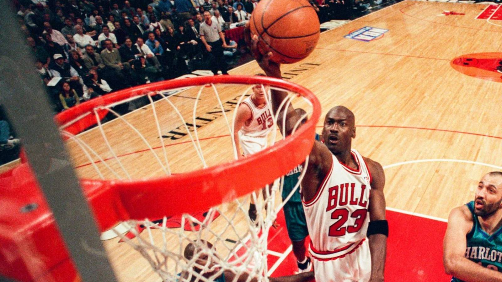 Michael Jordan score