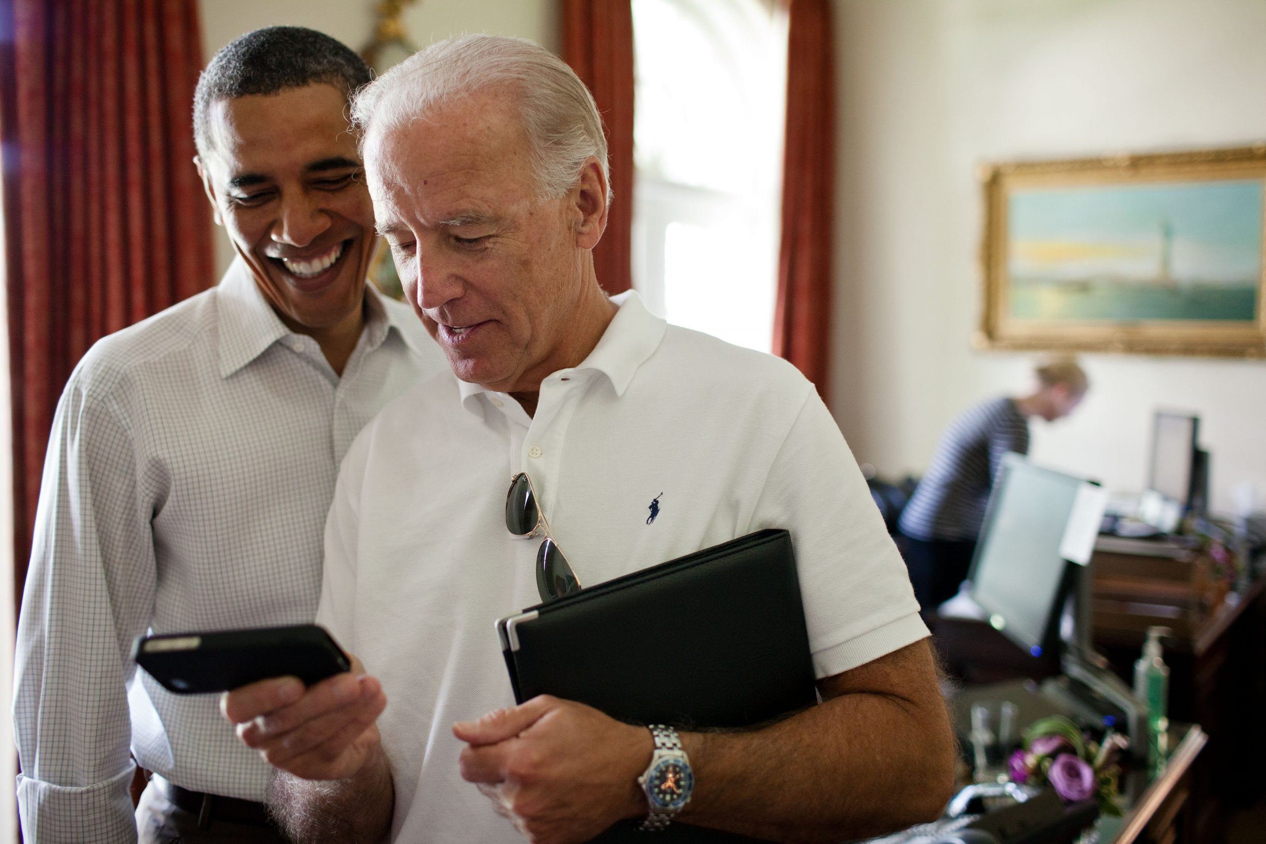 Biden Obama 4096x2731 - Free image bank